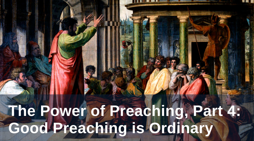 Bellinger Preaching Series 4 title