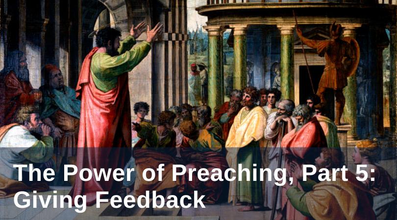 Bellinger Preaching Series 5 title
