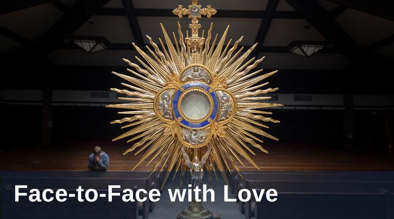 Benz Eucharist Love title