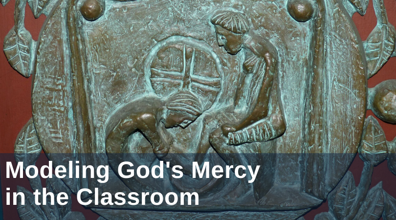 Buell Mercy in Classroom title