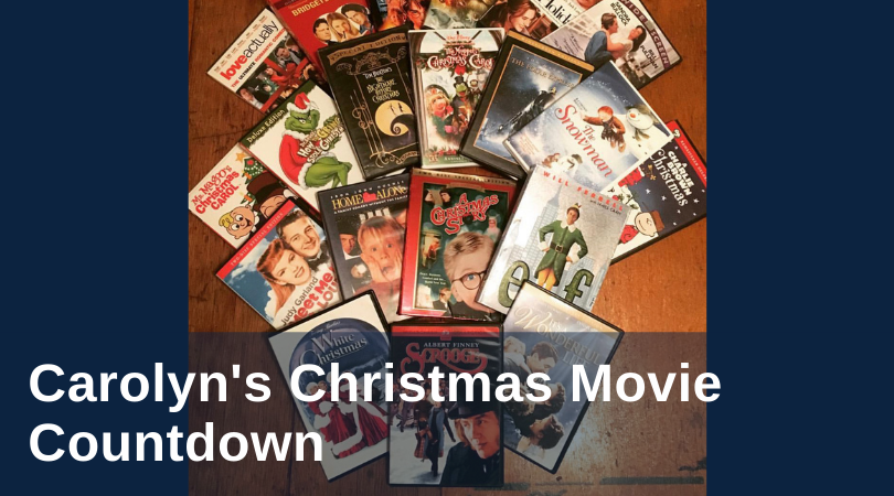 CAPs Christmas Movies title