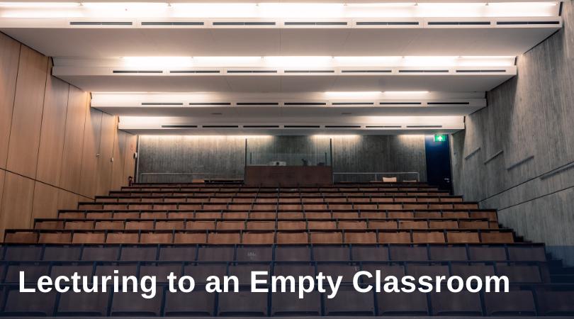 Cavadini Empty Classroom title
