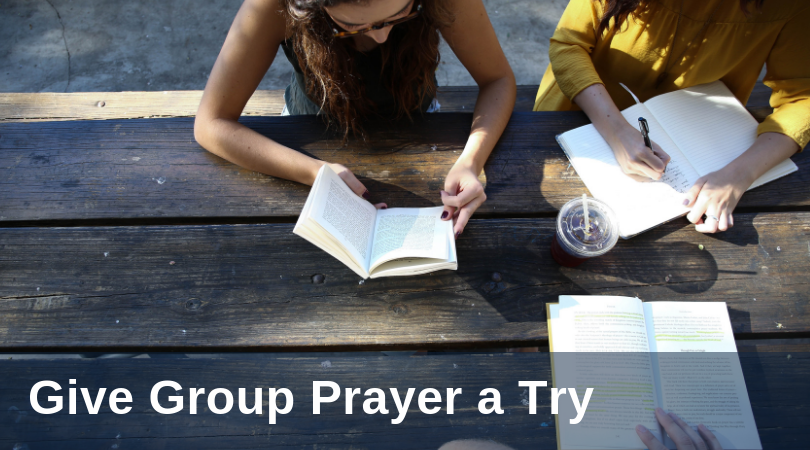 Coda Group Prayer title