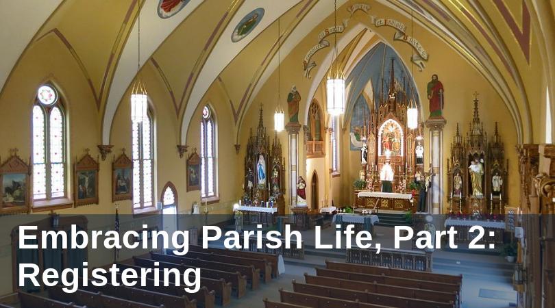 Diltz Parish Life 2 title