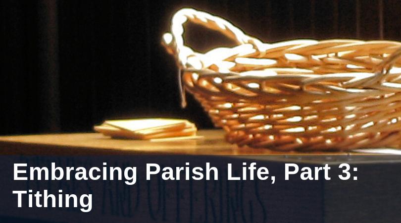 Diltz Parish Life 3 title