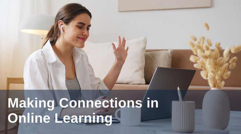 Franzosa Online Learning Connections title