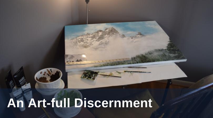 Gelaude Discernment title