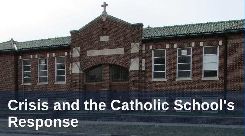 Kilbane Crisis and Catholic School Response title