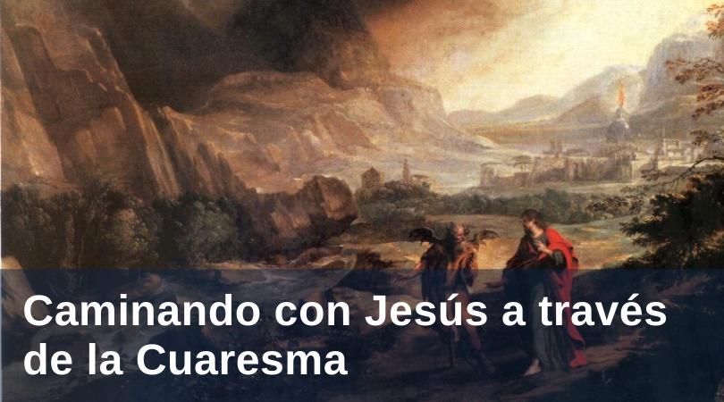 Lopez Caminando con Jesús title