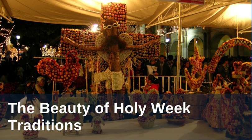 Lopez Holy Week Traditions title