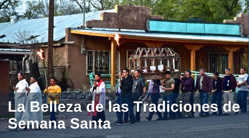 Lopez Tradiciones de Semana Santo title