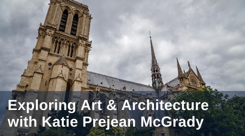 McGrady Ave Explores Architecture title