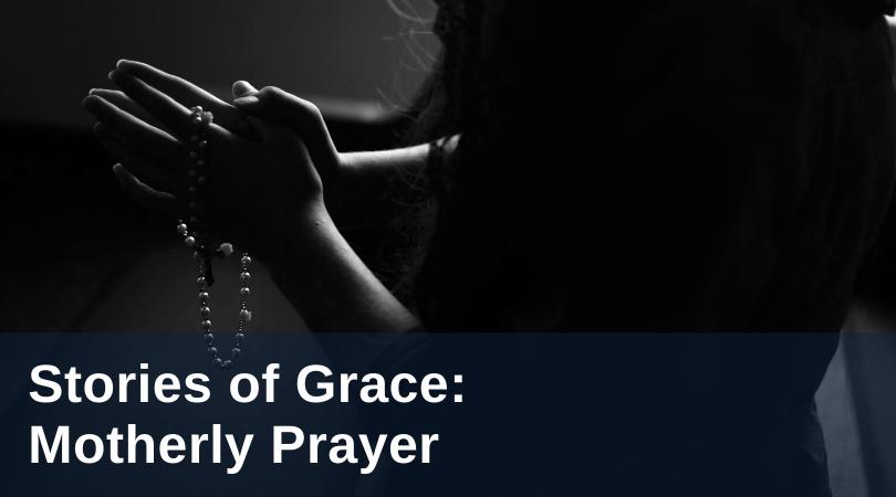 Miles Motherly Prayer title