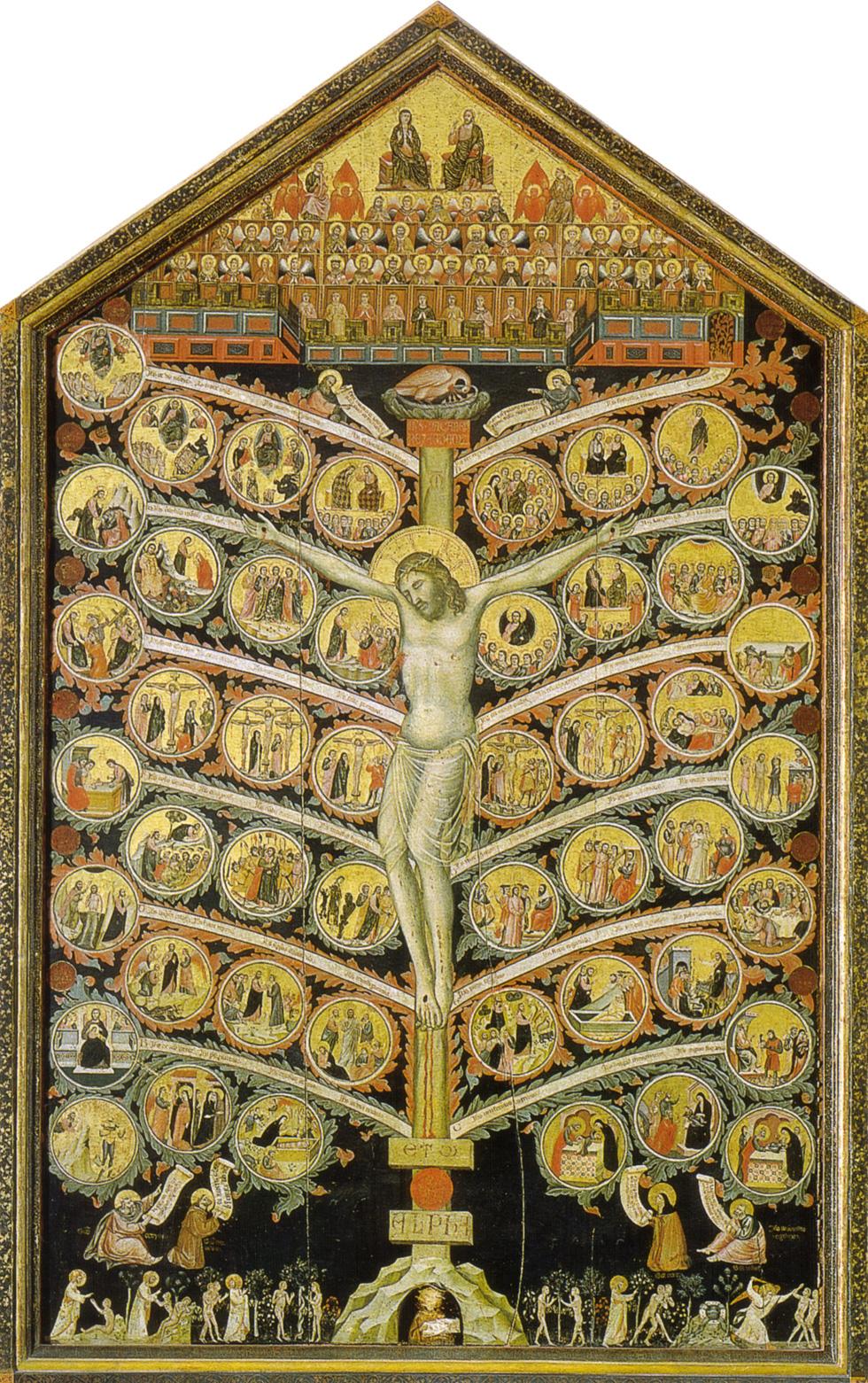 Pirtle Holy Week Art Buonaguida_Tree of Life
