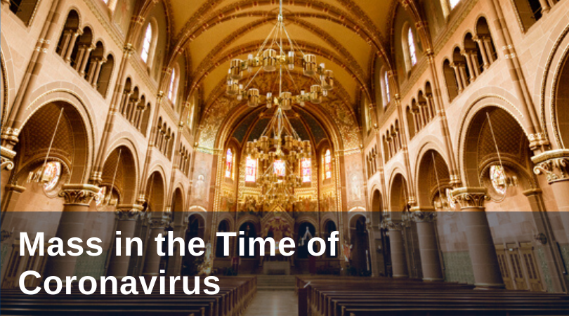 Pirtle Mass and Coronavirus title