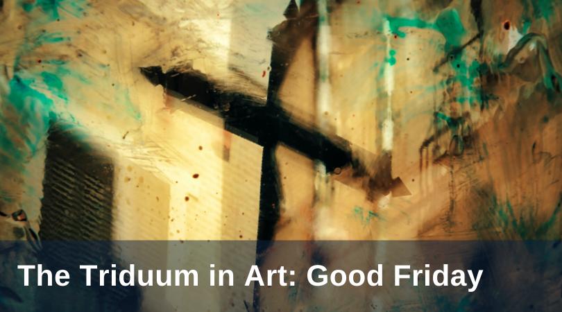 Pirtle Triduum Art Good Friday title