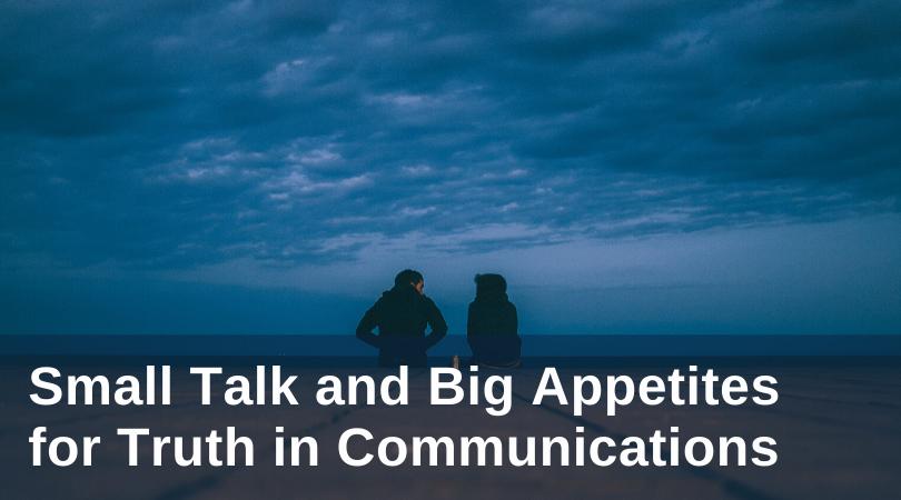 Schmitt Truth in Communication title