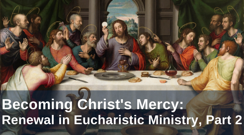 Shepherd Eucharistic Ministry title 2