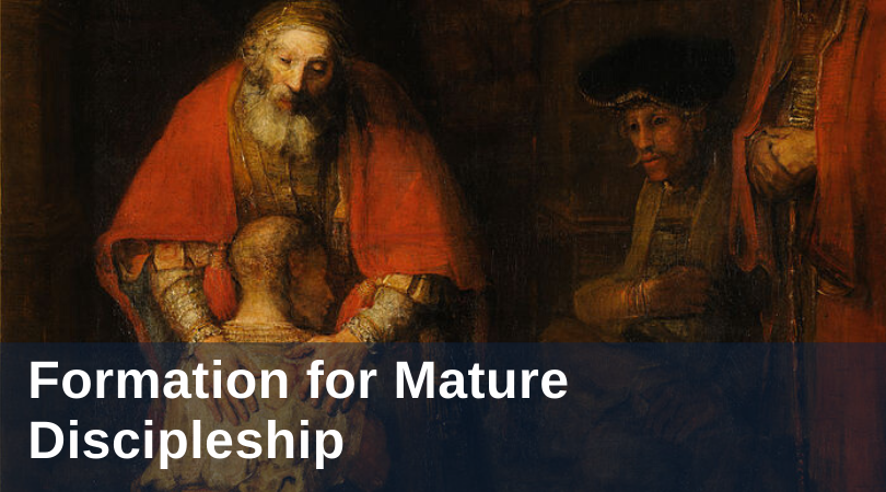 Shepherd Mature Discipleship title