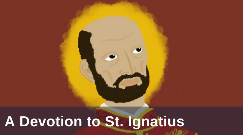 St. Ignatius Devotion