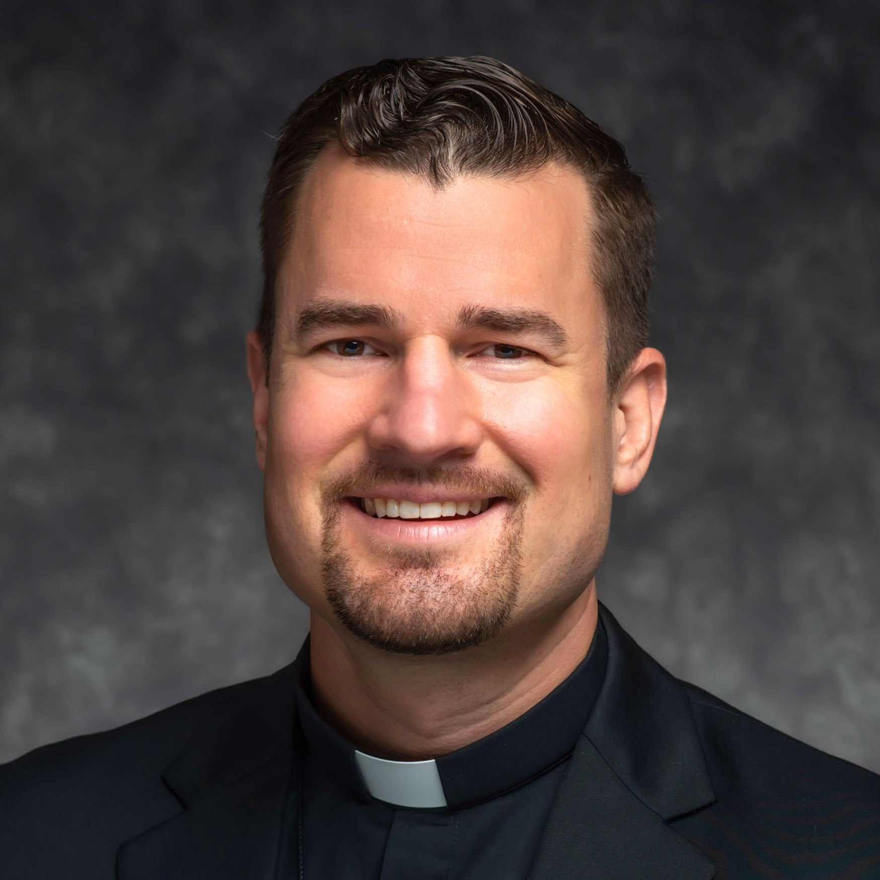 Rev. Aaron Michka, C.S.C.