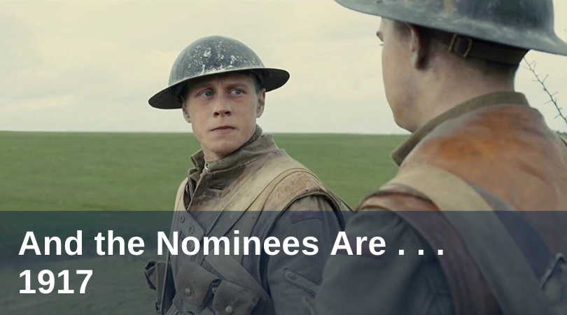 Best Picture nominee 1917