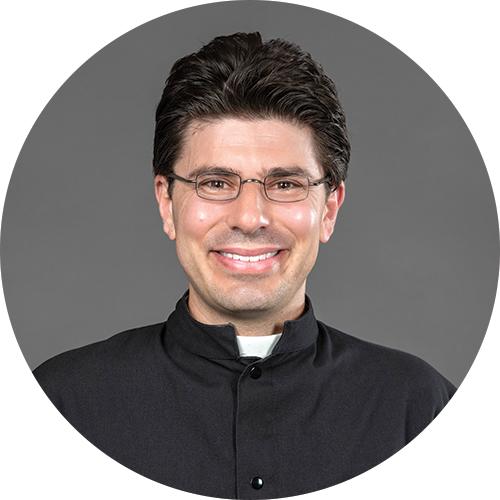 Brother Benjamin Rossi, CSC