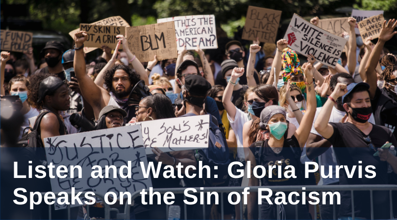 Gloria Purvis Speaks on the Sin of Racism