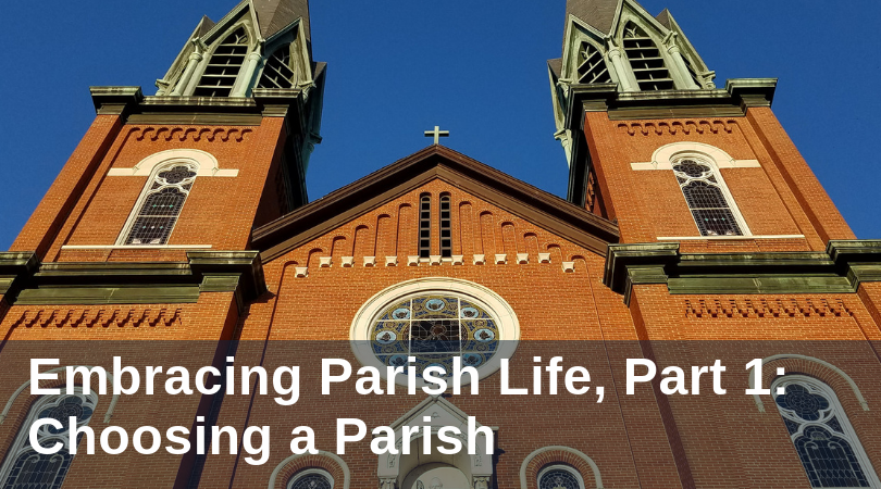 Diltz Parish Life 1 title