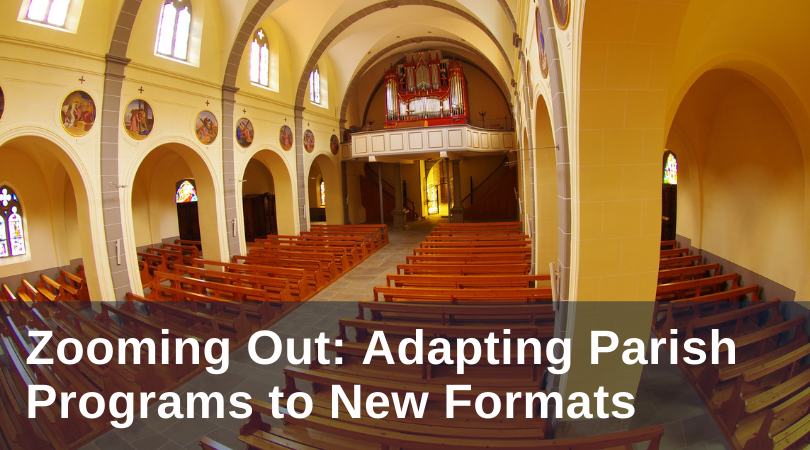 Adapting parish programs