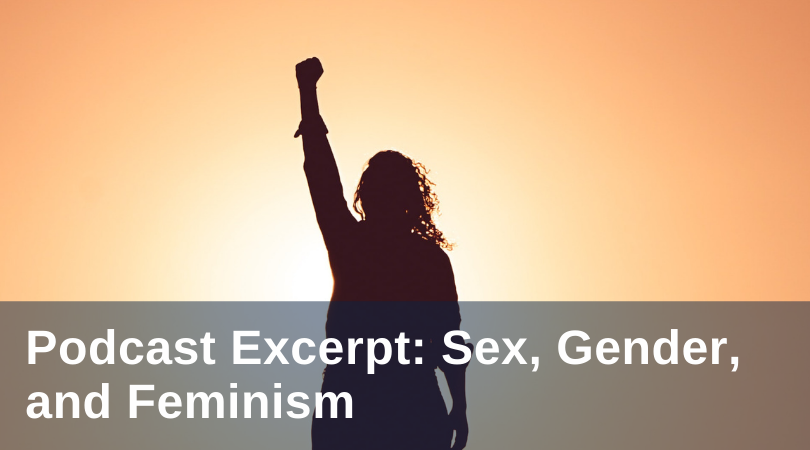 podcast excerpt: sex, gender, and feminism