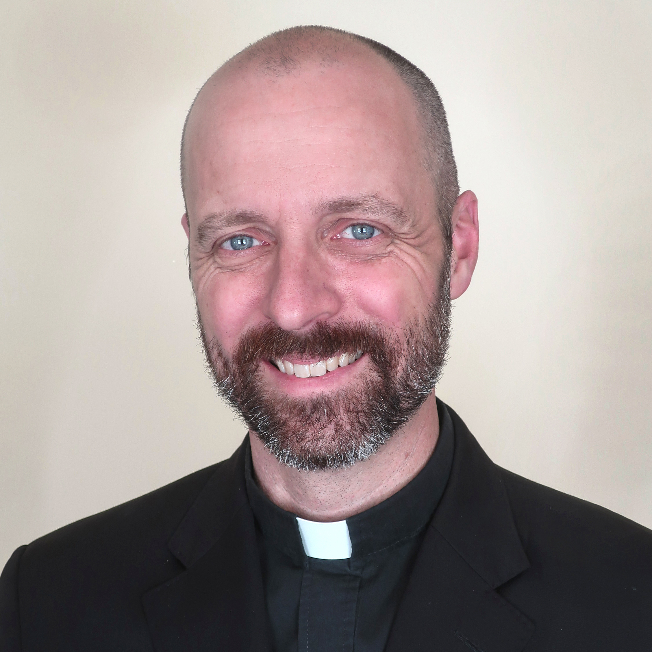 Fr. Joe Laramie, SJ