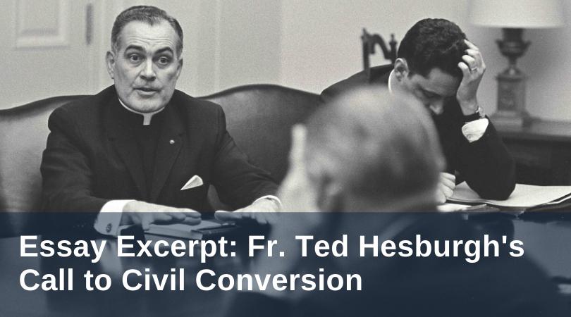 Fr. Ted Hesburgh