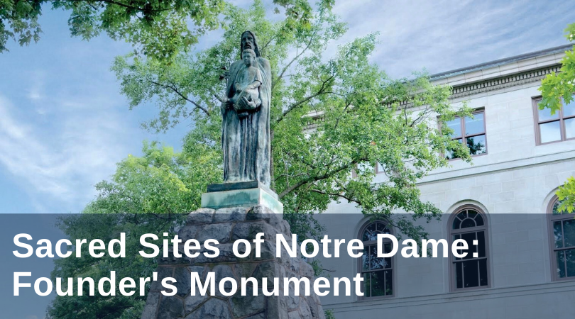 University of Notre Dame Sacred Sites