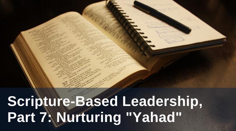 Catholic leadership development