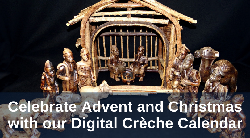 Advent and Christmas crèche calendar