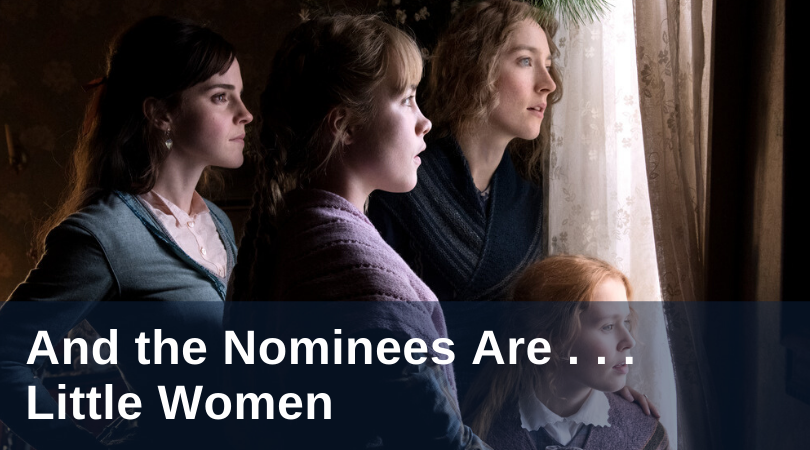 Best Picture nominated film Little Women