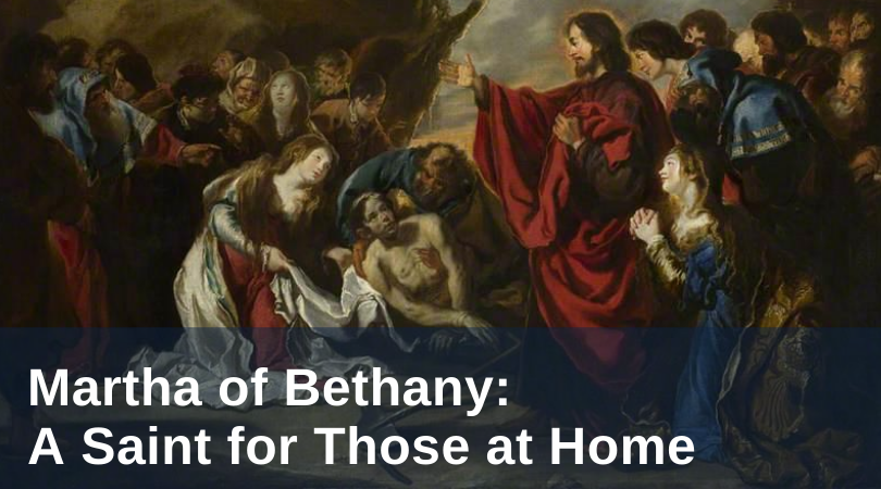 Saint Martha of Bethany