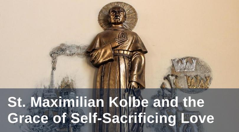 St. Maximilian Kolbe