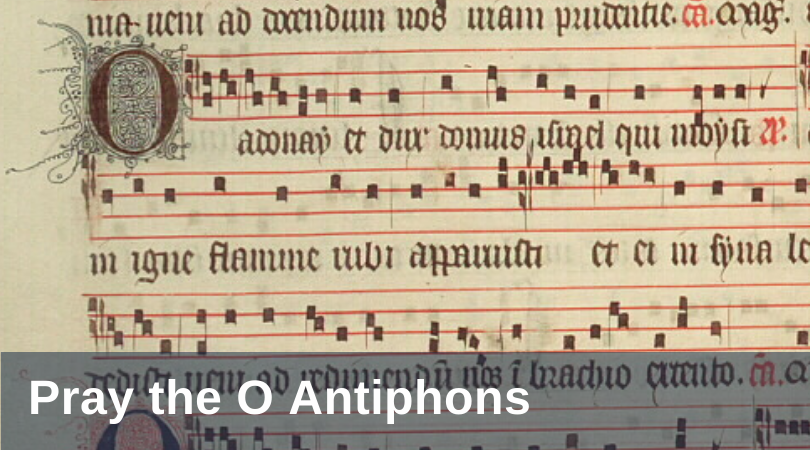 Pirtle O Antiphons title