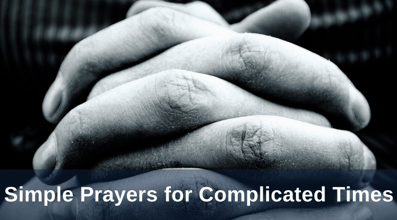 Simple Catholic prayers