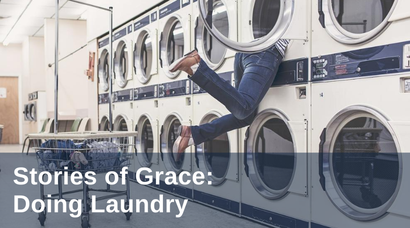 stories of grace: doing laundry