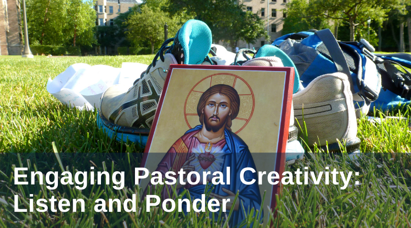 Pastoral creativity in ministry
